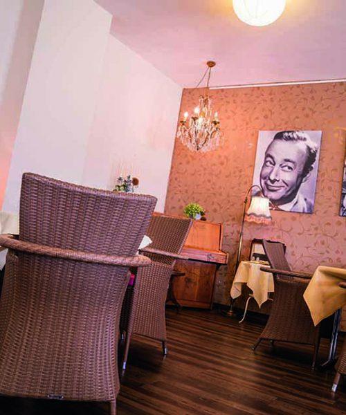 Café Klatsch im Pflegeheim Singen