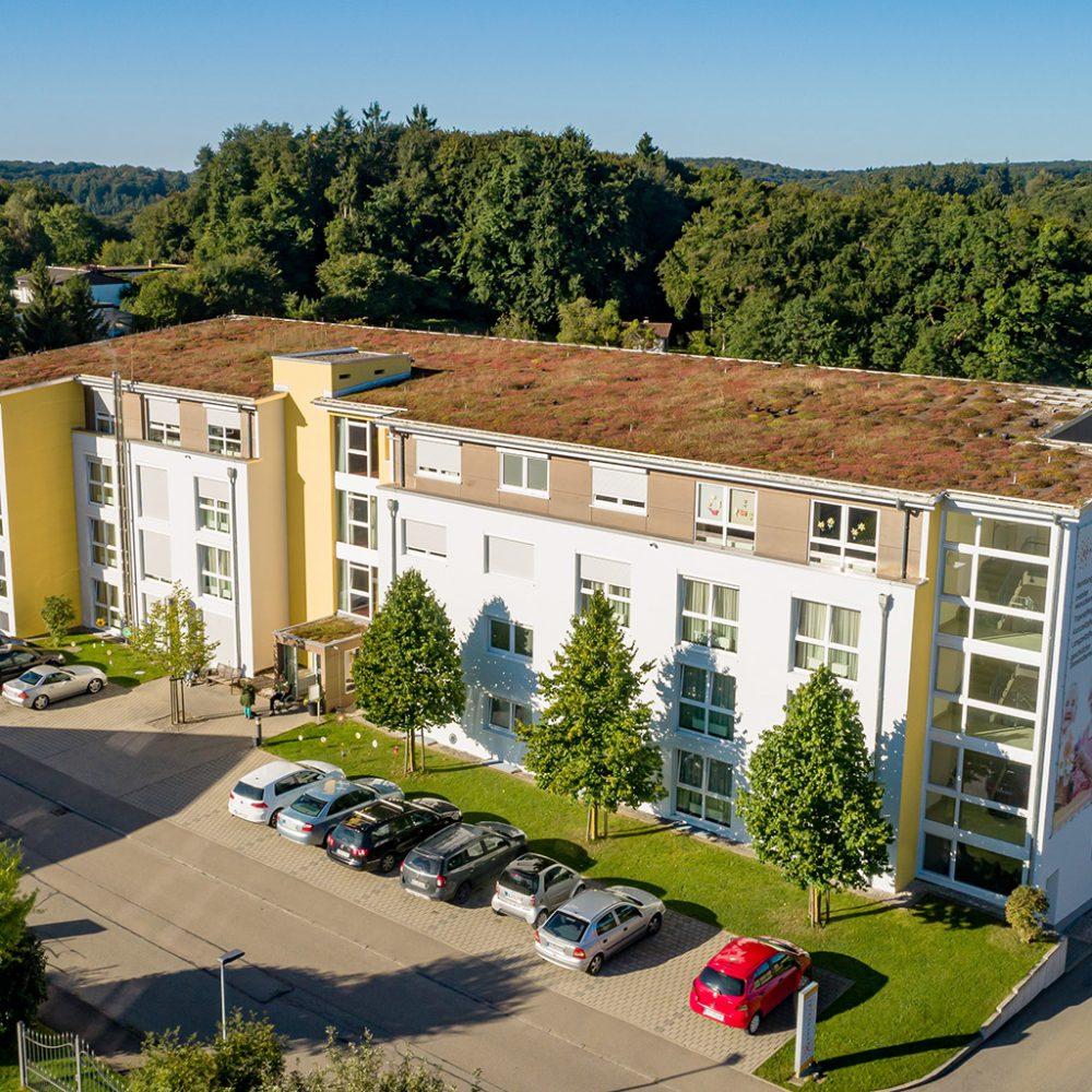 Servicehaus Sonnehalde Westerheim
