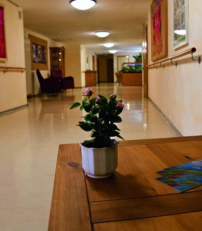 Innenbereich im Pflegeheim Engstingen