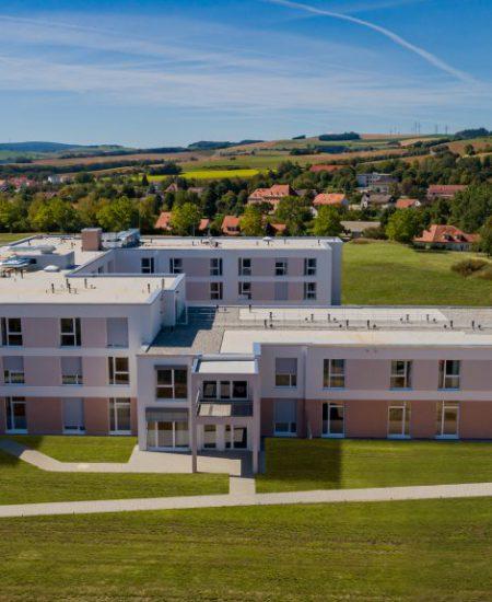 Servicehaus Sonnenhalde Pflegeheim Tengen